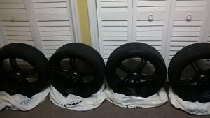 MSR Twin Spoke Wheels w/Pirelli Run Flats