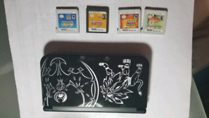 3ds xl pokemon sun and moon edition