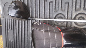 Callaway Big Bertha Driver Stiff Shaft