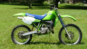 125cc 2  stroke dirt bike