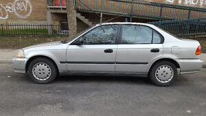 1997 Honda Civic LX - Sold for parts $1000 OBO