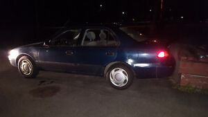 1998 Toyota Corolla LE Other