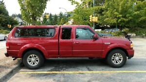 2008 Ford Ranger Sport 4x4 extra cab Pickup Truck