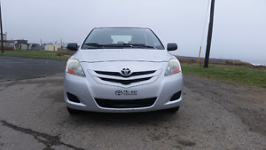 2007 TOYOTA YARIS / LOW KMS / BRAND NEW MVI / ULTIMATE GAS SAVER