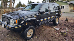 1993 Jeep Grans Cherokee Limited