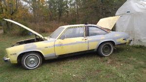 1976 Nova For Sale