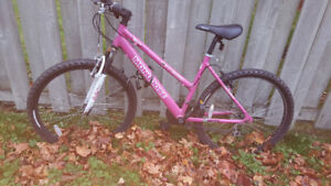 Mongoose bike in good condition