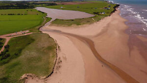 Sea View Water Front Lots for sale Prince Edward Island Canada