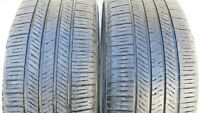 TWO GOODYEAR EAGLE LS2 TIRES   -   P225 / 55R 17