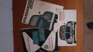 1960 to 1963 VW Beetle books