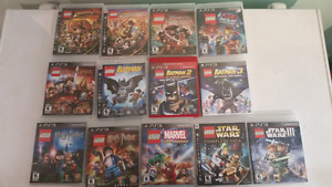 PS3 Lego Collection