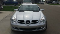 2007 Mercedes-Benz SLK 350 Convertible