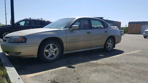 2004 Chevrolet impala