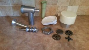 BRAUN KM32 Sausage Maker/Meat Grinder attachment