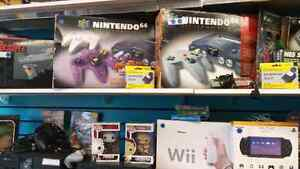 Dark matter buying nintendo games and systems London Ontario image 4