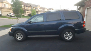 Dodge Durango true 8 seater/ might trade for something small