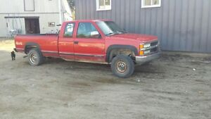 Chevy 2500 pick up