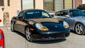 1997 986 Porsche Boxster Base w/ Hard-Top