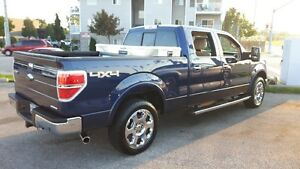 2011 F150 CREW  4X4  LARIAT  SUNROOF  LEATHER  A MUST SEE TRUCK.