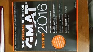 Official Guide for GMAT Review 2016 Cambridge Kitchener Area image 2