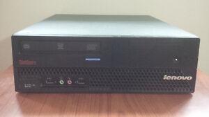 Lenovo Desktop Dual Core 2.9GHz,4GB DDR3, Nvidia Graphics,no tax