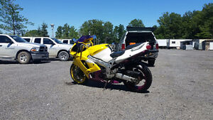 ZX9R Project