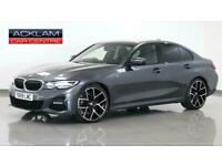2019 BMW 3 Series 2019 69 BMW 320i 2.0 M Sport Petrol grey Automatic