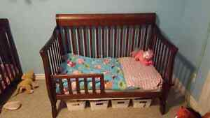 Crib/toddler bed - 2 available priced per bed