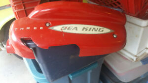 SEA KING 3 H.P. OUTBOARD MOTOR COVER