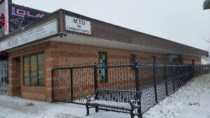 Commercial building for rent in downtown Sarnia