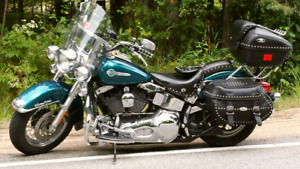 2004 Heritage Softail Classic 1450cc Twin Cam