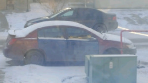 Saturn ion winter beater need gone