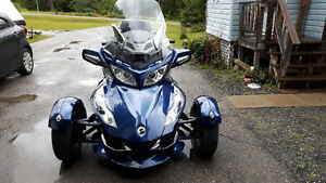 Just Reduced! Can Am Spyder RT SE $18,000 obo
