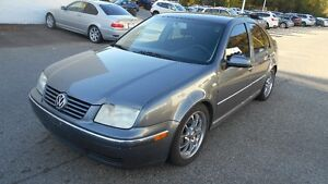 2004 Volkswagen Jetta Auto Comse With 6 Monts Warranty