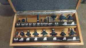 router and bits will make a good Christmas gift  Stratford Kitchener Area image 1