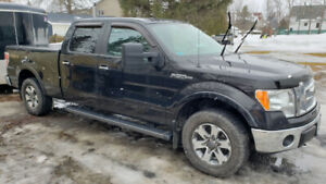 Ford F-150 Lariat 2012 6.2L essence