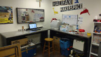 Halifax Makerspace looking for members