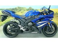 Yamaha YZF R1 2007** Service History, 2 Owners From New, Under Seat Exhaust