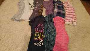 Lots of Girl Clothes size 10/12