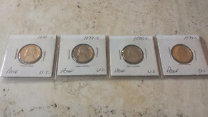 Antique Uncirculated Coins