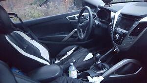 2012 Hyundai Veloster Hatchback Peterborough Peterborough Area image 5