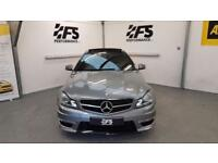 2011 Mercedes-Benz C Class 6.3 C63 AMG Edition 125 7G-Tronic 2dr