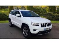 2015 Jeep Grand Cherokee 3.0 CRD Limited Plus 5dr Auto Automatic Diesel MPV