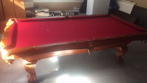 Great Quality Pool Table For Sale - $1250