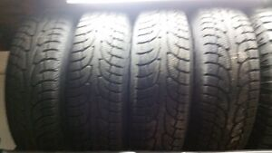 NEW winter tires 225/75R16 alloy rims for Jeep Patriot + more Kitchener / Waterloo Kitchener Area image 2