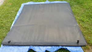 Pickup Truck Tonneau Cover Great Condition