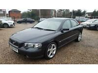 2004 Volvo S60 2.4 AUTOMATIC D5 DIESEL SE 1 Owner Long MOT Bargain