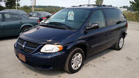 2005 Dodge Caravan Safety & Etested! 118 KM! FINANCING AVAIL