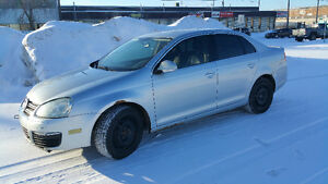 Parting out 2006 Volkswagen Jetta TDI 1.9L