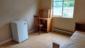 Studio/Suite for Rent, U of Windsor & the Ambassador Bridge area